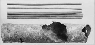 133, plåtbehållare med bougier, foto Nils Lagergren