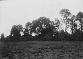 7 Ivar Modée 1927, mot norr, två dgr före arbetets avslutande