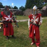 Johanniterriddarna Michael och Håkan